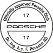 Officially approved Porsche Club 17